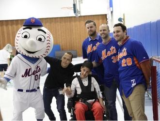 NY Mets Visit to HVS