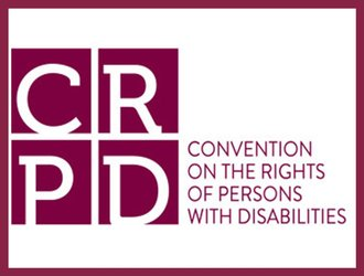 Convention on the Rights of Persons with Disabilities logo