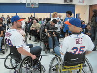NY Mets Gee and Murphy