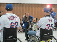 NY Mets Gee and Murphy at HVS