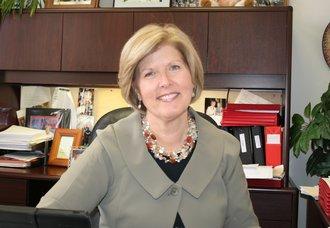 Patrice McCarthy Kuntlzer, Executive Director of the Henry Viscardi School