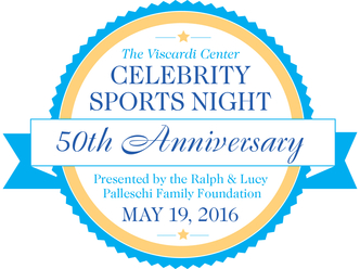 50th Annual Celebrity Sports Night - Hosted by Ralph & Lucy Pallechi Family Foundation - May 19, 2016