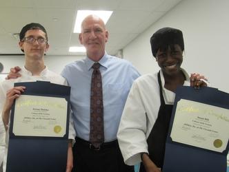 Culinary Program Graduates