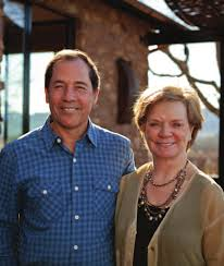 Carole and Michael Marks