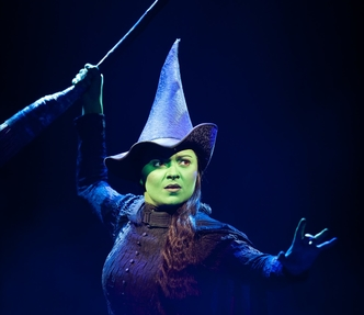 Jennifer DiNoia as Elphaba