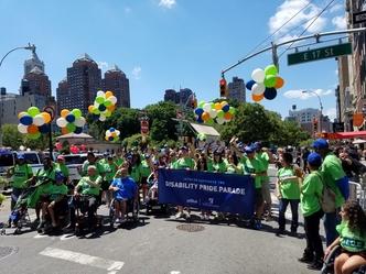 Disability Pride Parade.