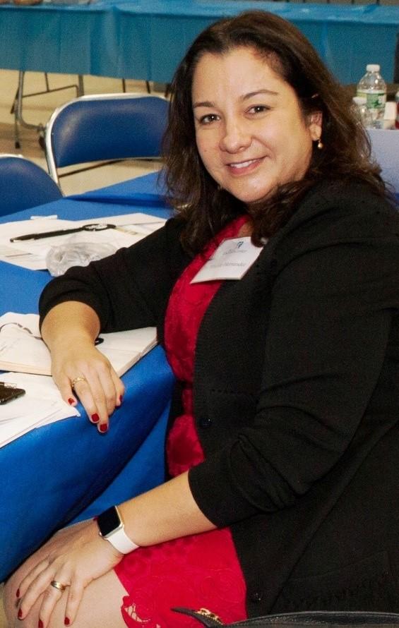 Dr.  Matilde Hernandez, Scientific Affairs Manager, Colgate Oral Pharmaceuticals.