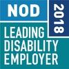 NOD 2018 Leading Disability Employer
