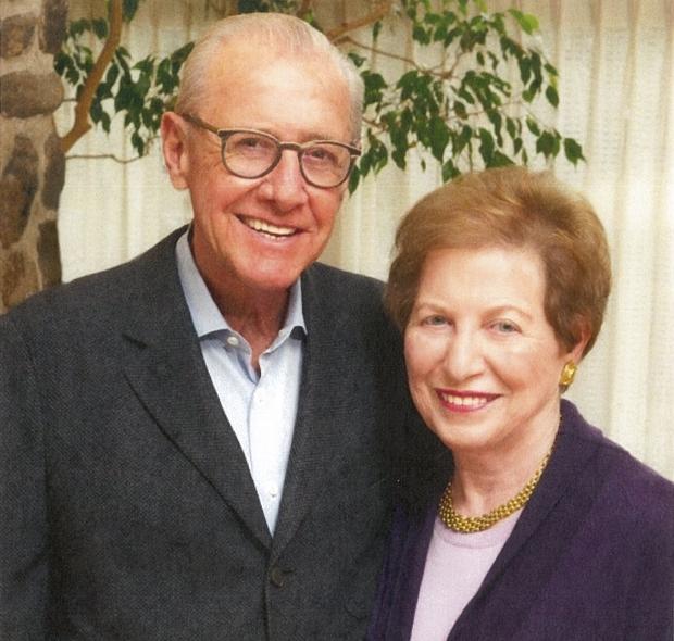 Frank and Rita Castagna