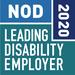 2020 NOD Leading Disability Employer