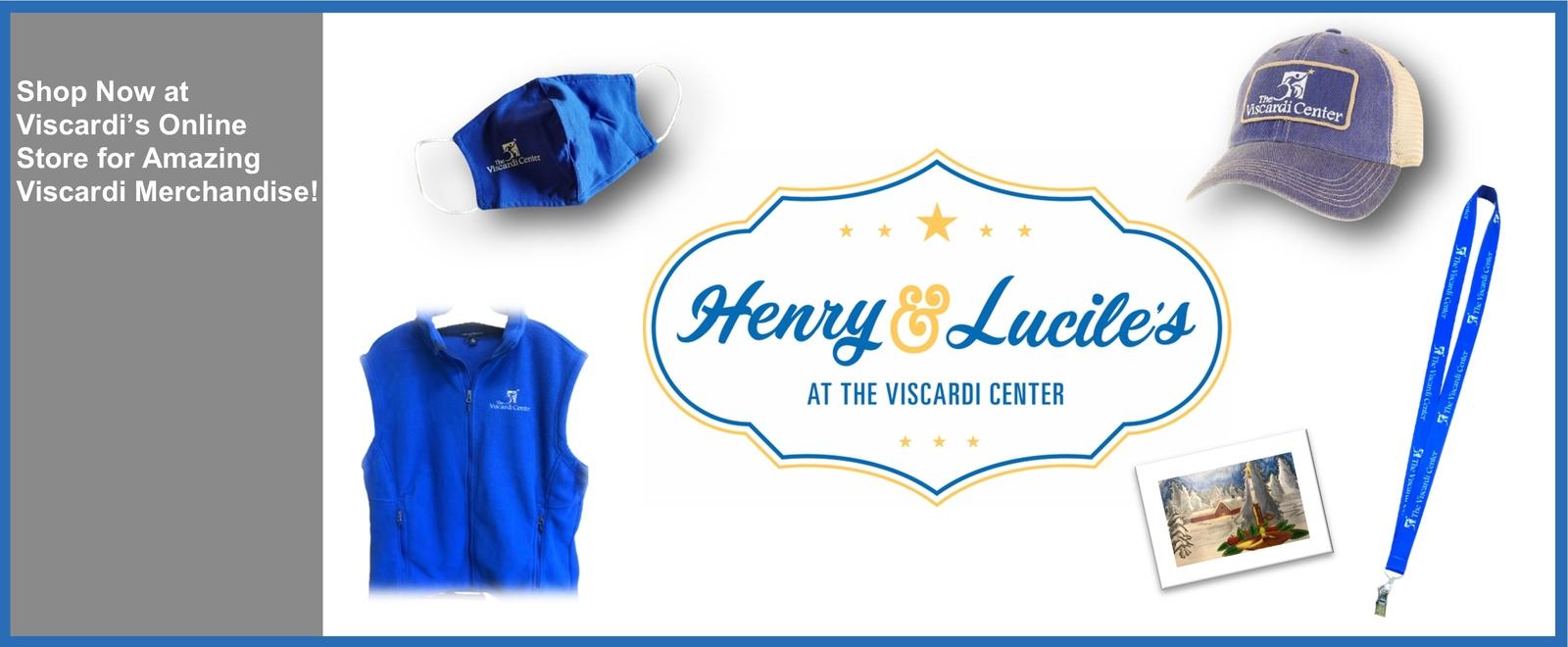 Shop Now at Viscardi's Online Store for amazing Viscardi merchandise!