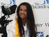 Valedictorian Nidhi Majumder
