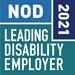 2021 NOD Leading Disability Employer